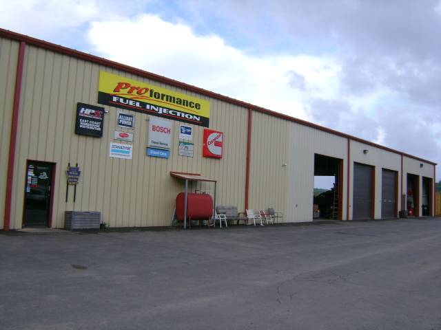 Proformance Fuel Injection is a diesel shop
